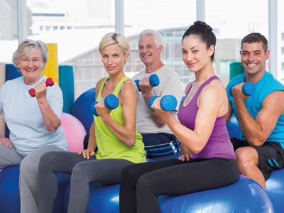 Lungensportgruppe COPD
